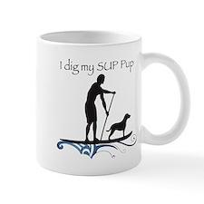 SUP PUP guy Mug