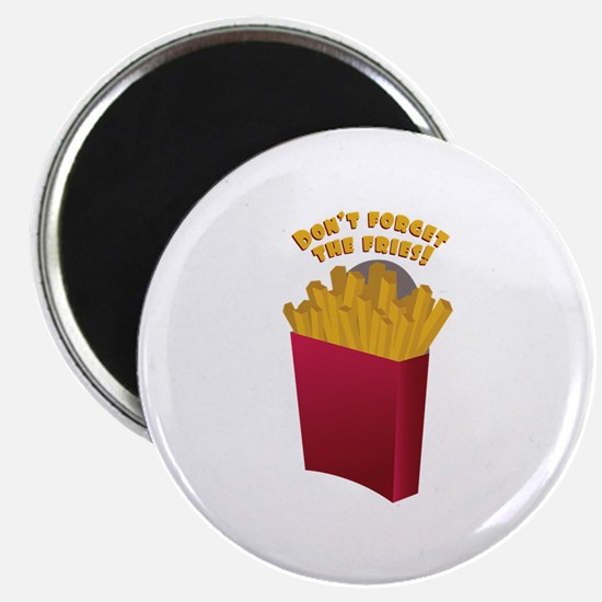 The Fries Magnets