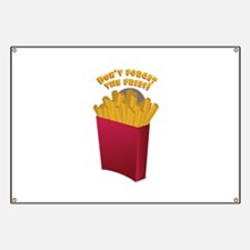 The Fries Banner