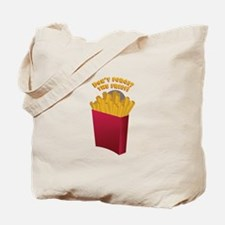 The Fries Tote Bag