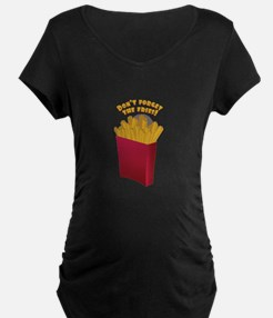The Fries Maternity T-Shirt