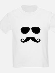 mustache_sticker T-Shirt