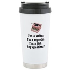 Cute Current events Travel Mug