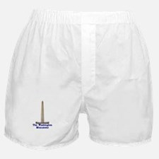The Washington Monument Boxer Shorts