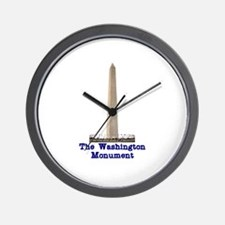 The Washington Monument Wall Clock