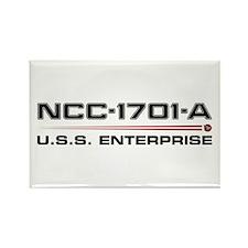 USS Enterprise-A Dark Magnets
