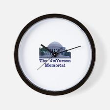 The Jefferson Memorial Wall Clock