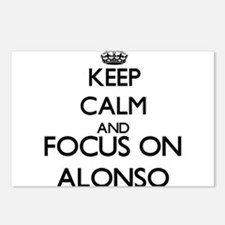 Keep Calm and Focus on Al Postcards (Package of 8)