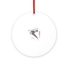Beauty School Ornament (Round)