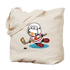 Canada Ice Hockey (1) Tote Bag