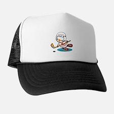 Canada Ice Hockey (1) Trucker Hat
