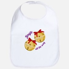 Jingle Bells Bib