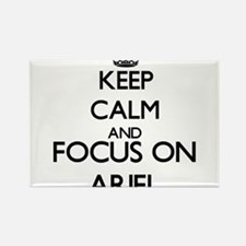 Keep Calm and Focus on Ariel Magnets
