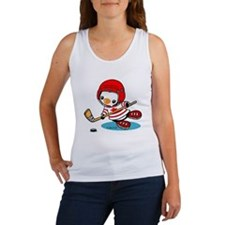 Canada Ice Hockey (2) Women's Tank Top