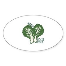 Keep Your Kale Decal
