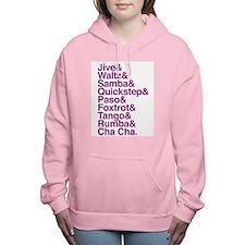 Waltz.jpg Women's Hooded Sweatshirt