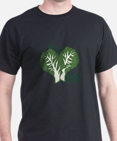 Kale Super Food T-Shirt