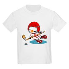 Canada Ice Hockey (2) T-Shirt