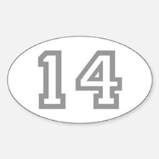 14 Decal