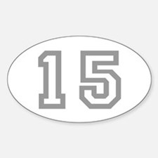 15 Decal
