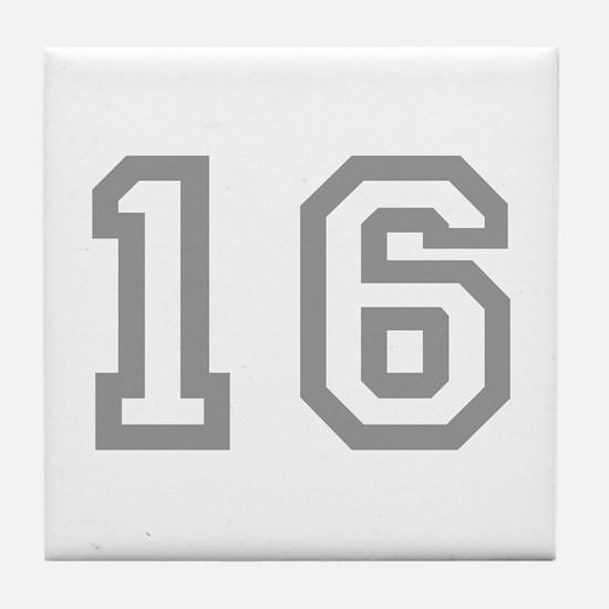 16 Tile Coaster