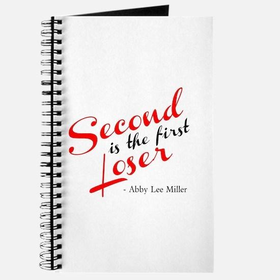 AbbyLee Miller quote Journal