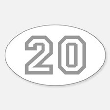20 Decal