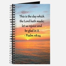 PSALM 118:14 Journal