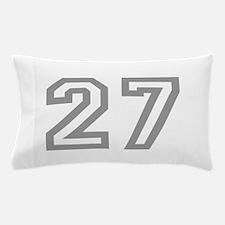 27 Pillow Case
