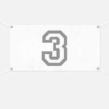 3 Banner