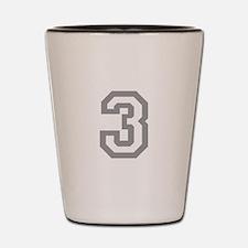 3 Shot Glass