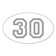 30 Decal
