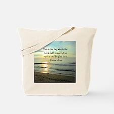PSALM 118:14 Tote Bag