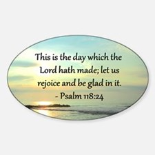 PSALM 118:14 Decal
