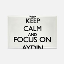 Keep Calm and Focus on Aydin Magnets
