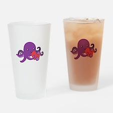 Squishy Hugs Drinking Glass