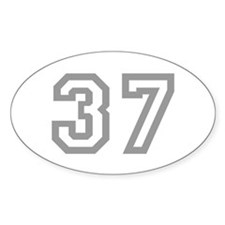 37 Decal