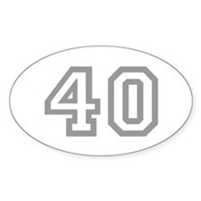 40 Decal