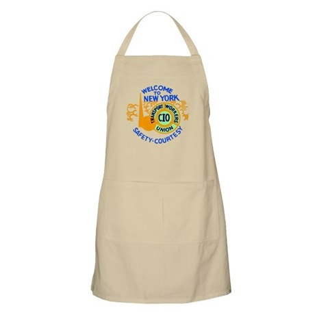 NY World's Fair-1939 BBQ Apron