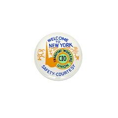NY World's Fair-1939 Mini Button (100 pack)