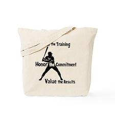 VALUE BASEBALL (both sides) Tote Bag