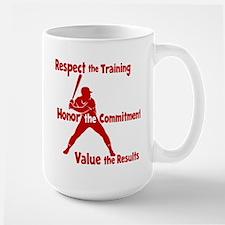 VALUE BASEBALL Mug