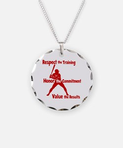 VALUE BASEBALL Necklace