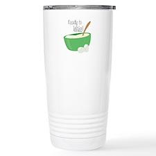 Ready To Bake! Travel Mug