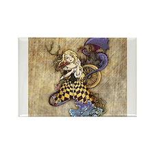 Sleeping Beauty Magnets