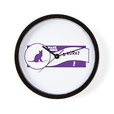 Make Korat Wall Clock