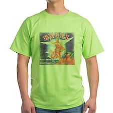 Orange Angel Ash Grey T-Shirt