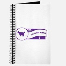 Make Bobtail Journal