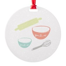 Baking Utensils Ornament
