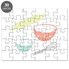 Baking Utensils Puzzle